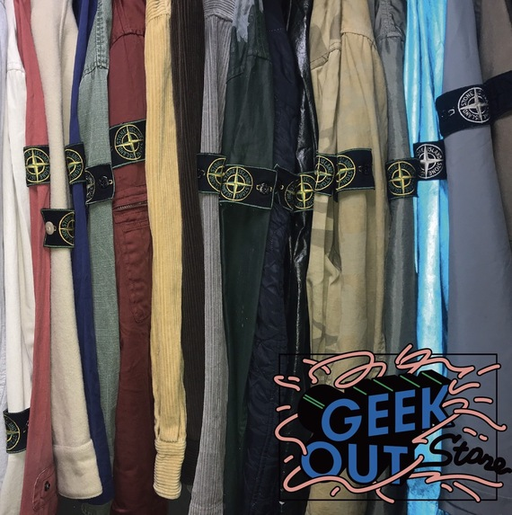 GEEK OUT STORE